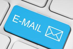 Λειτουργία ηλεκτρονικού ταχυδρομείου